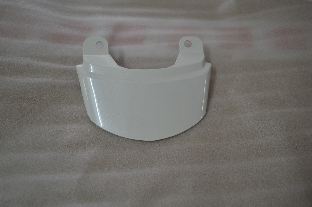 MEGELLI COVER REAR WHITE 83205-170A-0003-W