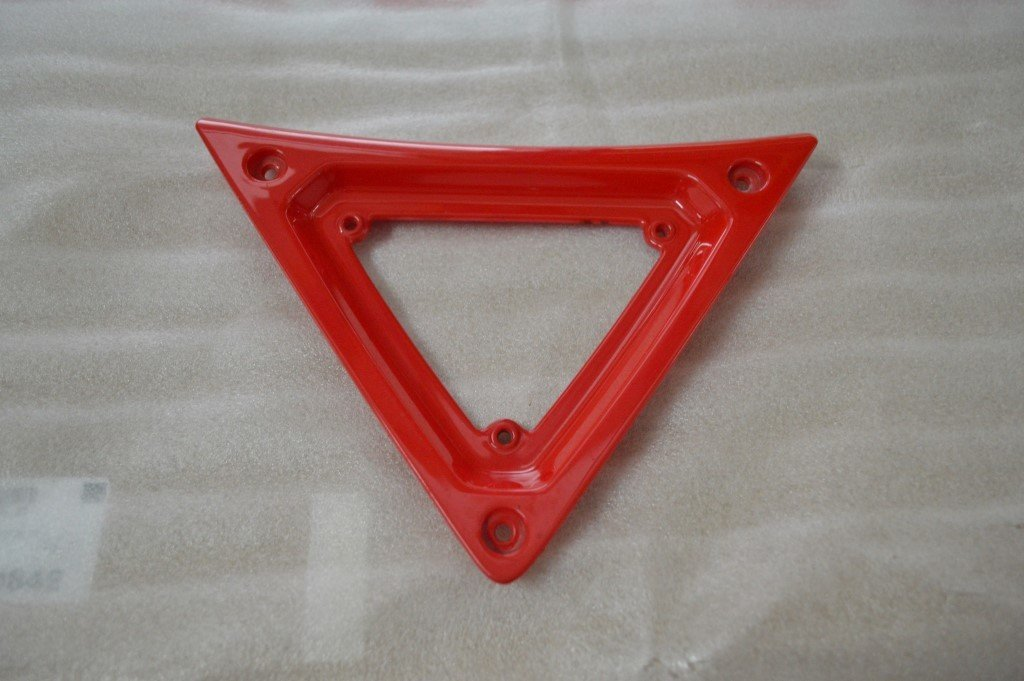 MEGELLI PANEL LOWER RED 82812-169A-0000-R