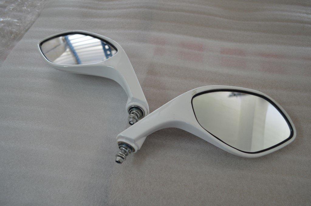 MEGELLI MIRROR WHITE 85220-169A-0003-W