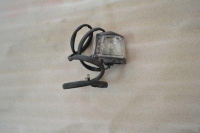 MEGELLI LIGHT LICENSE PLATE 35240-148A-0000