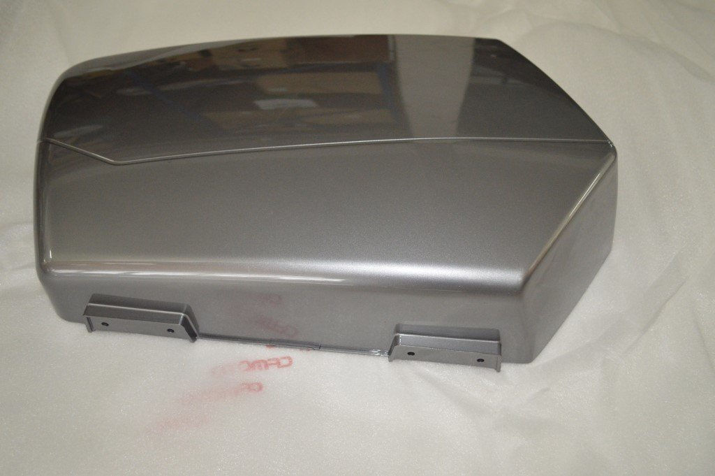 CFMOTO COVER LH SIDE BOX A010-220002-0B50