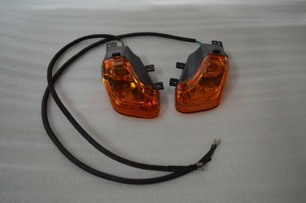 ATV LH RH REAR SIGNAL LIGHT (INDICATOR) 25052