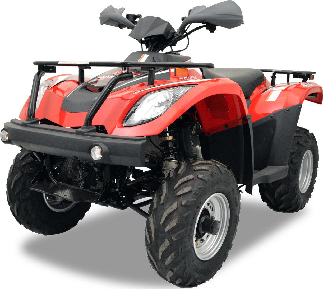 DAIICHI 200 SE ATV