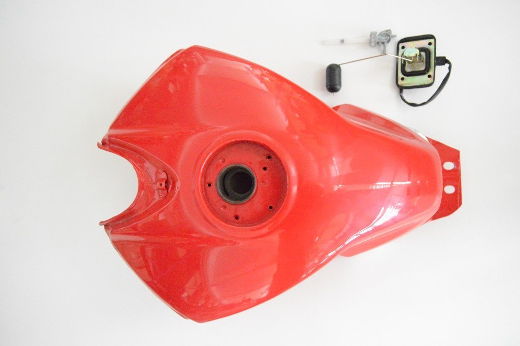 MEGELLI 250 (SR) (RR) FUEL TANK RED 81130-170A-0000-R