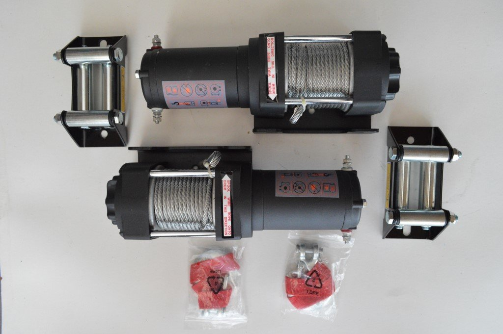 ATV WINCH ASSY 4CF-77543-00