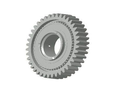 JAC 1ST SPEED DRIVE GEAR M-1701217-00