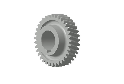 JAC 4TH MIDDLE GEAR 35T B-1701304-10-00