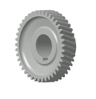 JAC 5TH MIDDLE MASTER GEAR 4 1T B-1701305-00-00