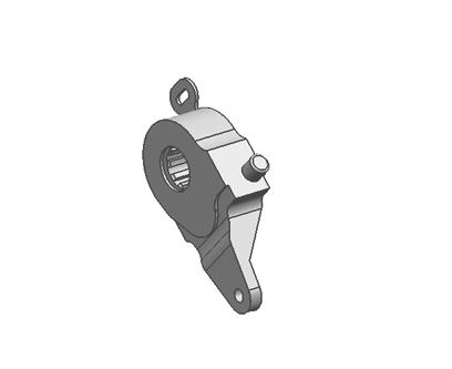 JAC BRAKE ADJUSTING ARM (RRH) FRONT ADJUSTING ARM ASSEMBLY(R) BV00010440