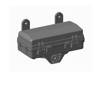 JAC CHASSIS ELECTRIC BOX MAIN BODY 3724022LE010