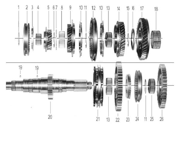 JAC SNAP RING (CIRCLIP) M-1701308-01