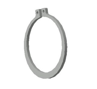 JAC SNAP RING (CIRCLIP) M-1701311
