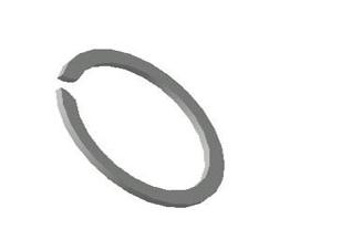 JAC CIRCLIP PRIMARY SHAFT M-1701301-01