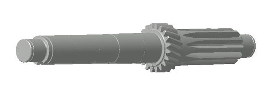 JAC COUNTER SHAFT B-1701301-10-01