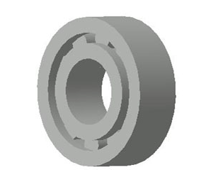 JAC ROLLER BEARING (COUNTERSHAFT) M-1701619