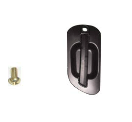 JAC RIGHT DOOR LOCK OUTER HANDLE ASSY 6105060E800