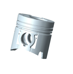 JAC ENGINE PISTON 1004022FA040-01