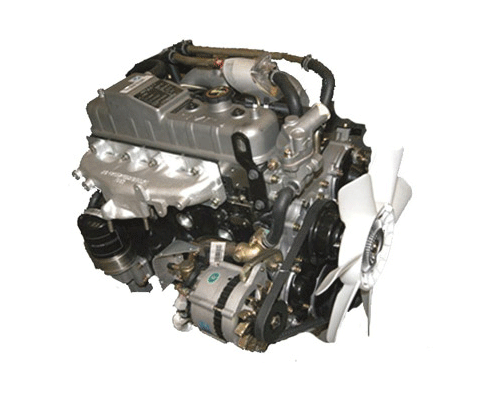 JAC ENGINE UNIT 4DA1-1(B04)