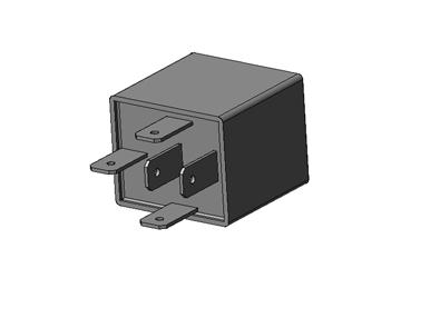 JAC FIVE CONTACT RELAY II 24V (PENTAGONAL RELAY 2) 3735940LE010