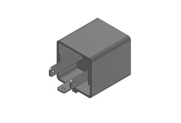 JAC FLASHER RELAY 24V 3735950E0