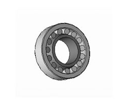 JAC FRONT WHEEL HUB BEARING OUTER 32207