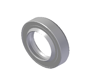 JAC TRANSMISSION COVER OIL SEAL N-1702112-00
