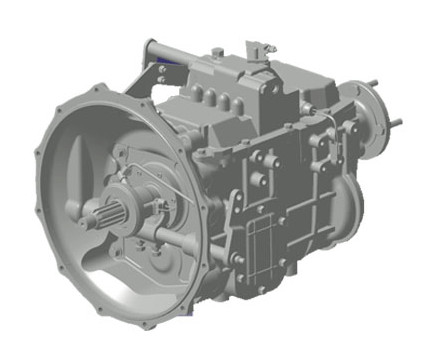 JAC TRANSMISSION ASSY (GEARBOX) 1701010LE170