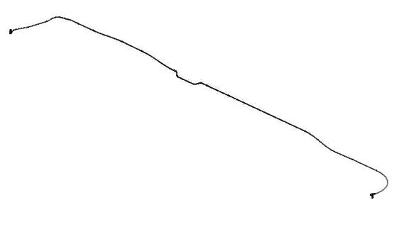 JAC HANDBRAKE VALVE TUBE OUTLET II 3508560LE050