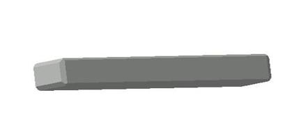 JAC FLAT KEY (LONG) M-1701248