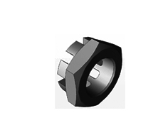 JAC STEERING KNUCKLE NUT 3103108N