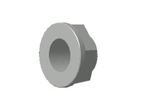 JAC MAIN SHAFT NUT M-1701228