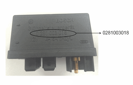 JAC PREHEATING RELAY GCU 1026500FA040