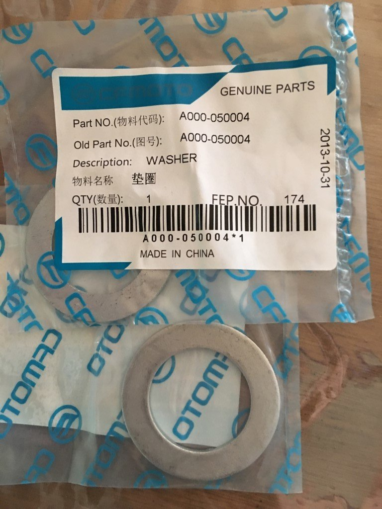 CFMOTO WASHER A000-050004