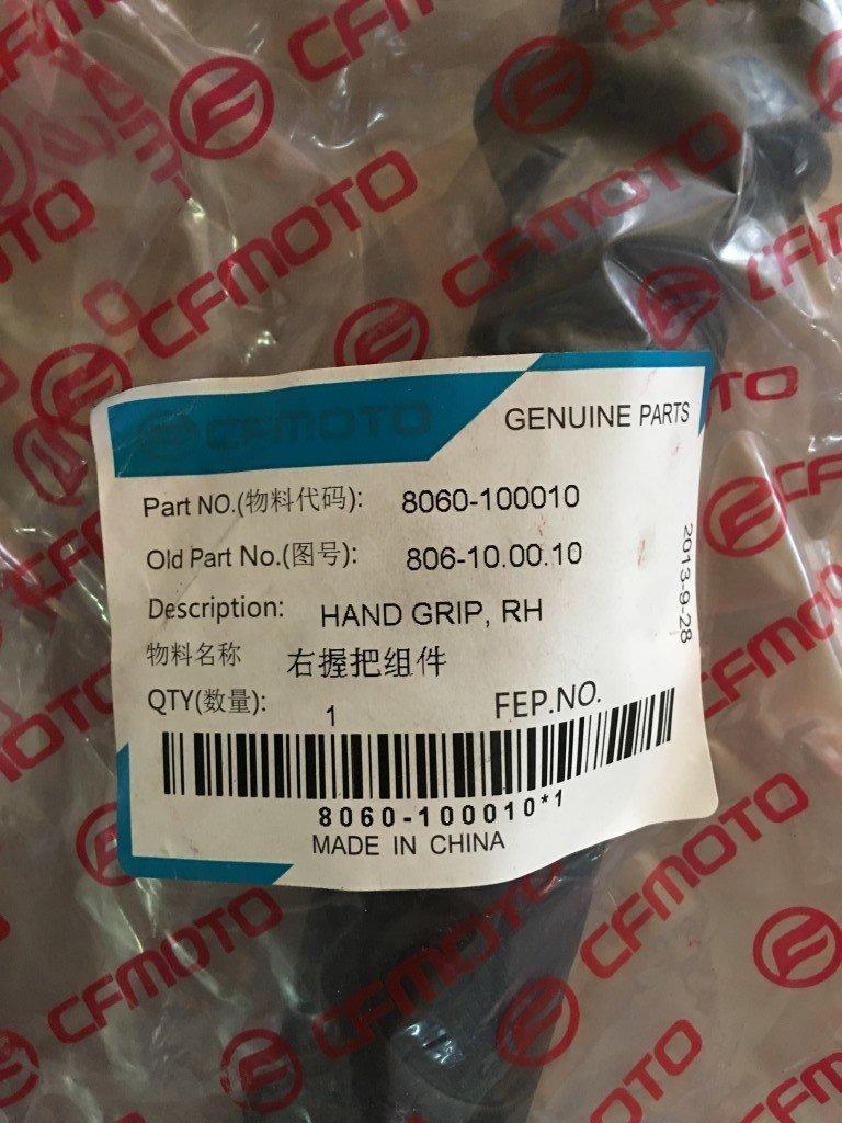 CFMOTO HAND GRIP RH 8060-100010