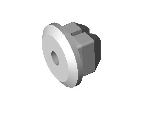 JAC SCREW LOCK BUSHING (GREY) 5302015E0