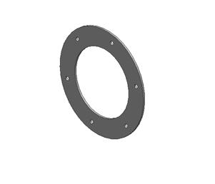 JAC THRUST PLATE (2403002-NWSL-W) 3100320010