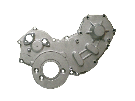 JAC TIMING GEAR CHAMBER COVER 1002014FA040