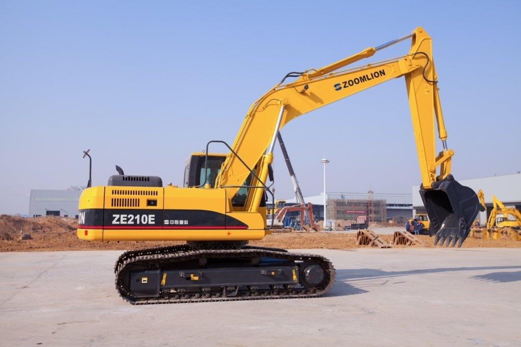 Zoomlion ZE210E Hydraulic Excavator