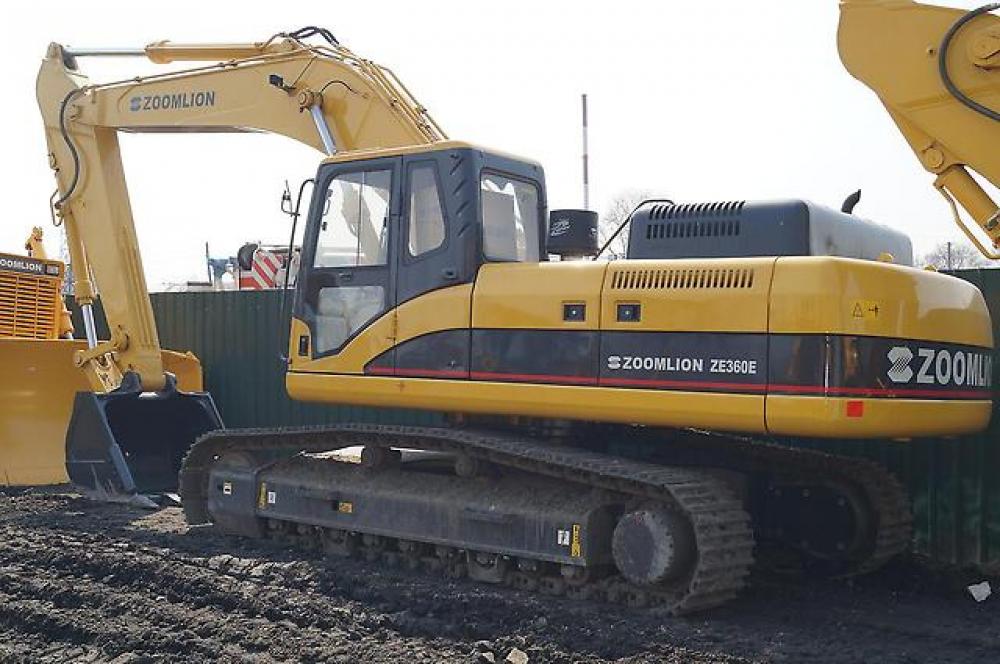 Zoomlion ZE360E Hydraulic Excavator