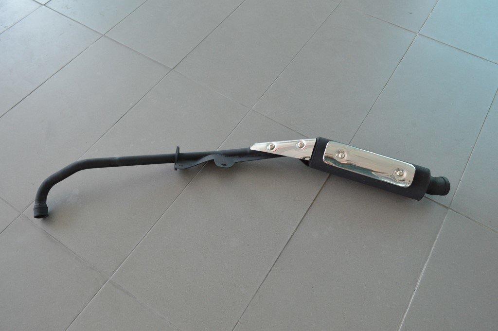 JCM EXHAUST MUFFLER ASSY 14300-F1921