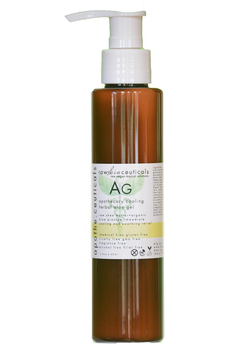 Apothecary Aloe Gel
