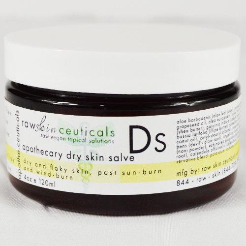 Apothecary Dry Skin Salve