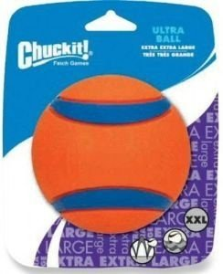 Chuckit Ultra Ball 1 Pack Extra Large 9cm 660048002284