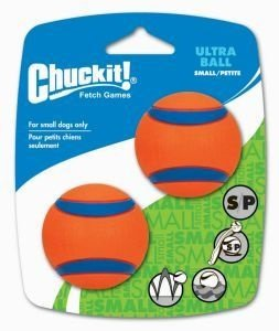 Chuckit Ultra Ball 2 Pack Small 660048170204