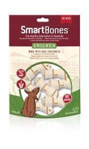SmartBones Chicken Mini Bones (8Pk) 810833027101