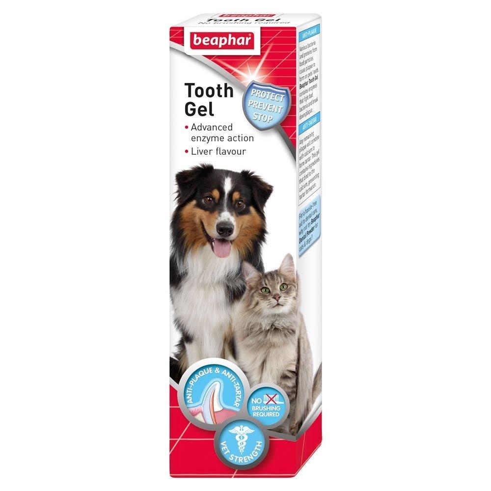 Beaphar Dog & Cat Toothgel 100g 8711231173235