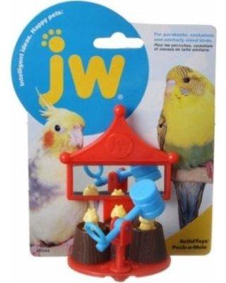 JW Bird Toys - Peck a mole 618940310990