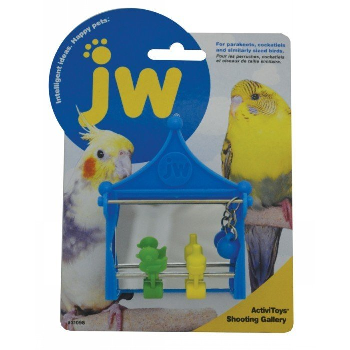 JW Bird Toys - Shooting Gallery 618940310983