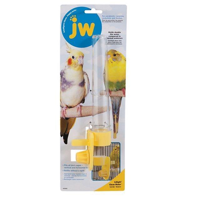 JW Clean Water Tall Silo Waterer 618940313014