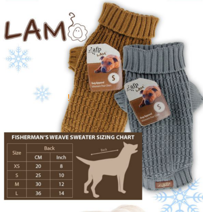 Lamb Fishermans Weave Sweater 847922052928(base)